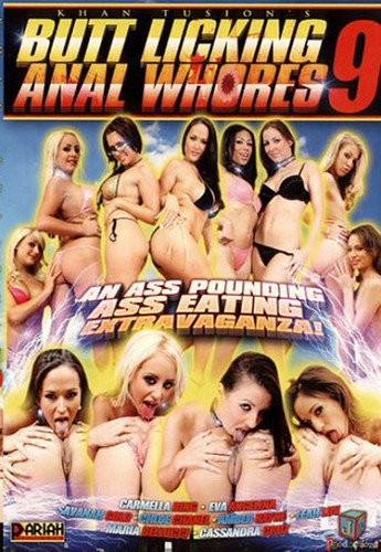 Butt Licking Anal Whores #9 DVDRip